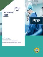 FISIOPATOLOGIA QUIRURGICA DEL ABDOMEN 2020 3ra PARTE v1