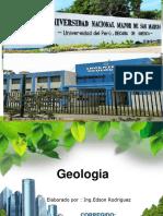 Geologia general unmsm semana 1 Vv