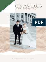 Coronavírus e o meu casamento - Lápis de Noiva 3.0
