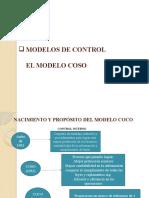 Presentación Modelo COSO