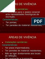 APRESENTAÇÃO DE PARTES DA CONSTRUÇÃO - Estudo da NR18 - Parte 3