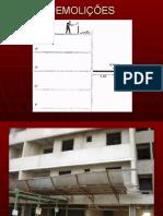 APRESENTAÇÃO DE PARTES DA CONSTRUÇÃO - Estudo da NR18 - Parte 7