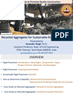 KHRI-Webinar(28-04-2020)-Recycled Aggregates for Sustainable Road Construction-Dr. Surender SIngh(IITM) - Assistant Director KHRI.pdf
