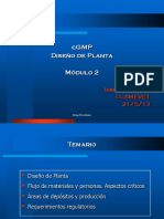 MODULO 2 DISEÑO DE PLANTA