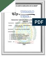 Monografia de Derecho de Consumidor- Productos y Servicios.-convertido