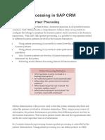 Partner Processing in SAP CRM.doc