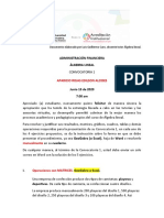 APARICIO ROJAS EDILSON ALCIDES