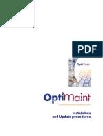 CMMS OptiMaint - Installation and Update procedure