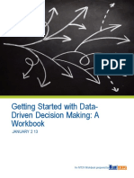 3321  data driven decision making i