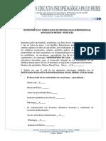 CARTA DE ACEPTACION DE CLASES VIRTUALES