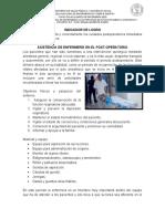 CUIDADOS POST OPERATORIOS 1