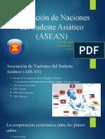 Asociación de Naciones del Sudeste Asiático (ASEAN