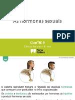 CTIC N4 - As Hormonas Sexuais