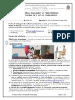 GRADO 6 - P2 -S6-S7 ERGONOMÍA EN EL USO DEL COMPUTADOR