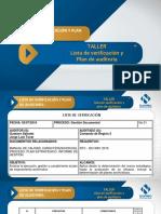 5. Tarea Lista de Verificacion y Plan de Auditoria (1)