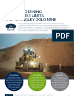 Case Study - Mining - Sentinel - Tomingley Gold Operations - Letter