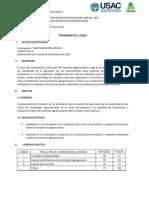 Programa del curso Formulación y Evaluación de Proyectos