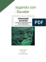 Dialogando con Savater