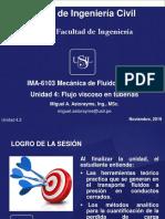 Unidad 4.2 Flujo viscoso en tuberias II.pdf
