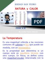 TEMPERATURA Y CALOR USP
