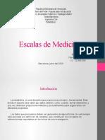 Escalas de Medicion Mayra Parra