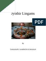 Jyothir Lingams
