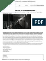 Tessa Blomstedt no se rinde de Christoph Marthaler - Año Dual Alemania-México