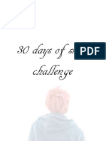30 days of smut challenge