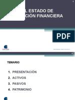 TEMA 50 ESTADO DE CAMBIOS EN LA SITUACION FINANCIERA (BALANCE GENERAL)