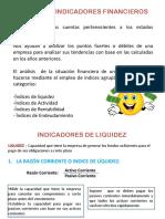 INDICADORES LIQUIDEZ, ACTIVIDAD, ENDEUDAMIENTO (1)