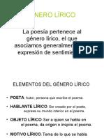 genero_lirico 6º
