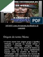 Memes Slide