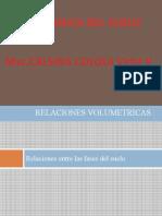 5Relaciones volumetricas