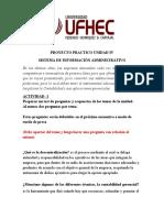 Proyecto Practico  IV Unidad IV- Evaluacion de desempeño.docx