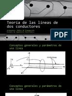 Teoría de líneas de 2 conductores.pptx