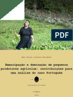 Quiñones - Emancipação e dominação de pequenos produtores agrícolas.pdf