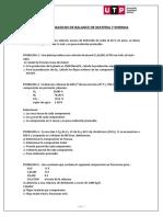 3.- PROBLEMAS BASICOS DE BALANCE DE MATERIA Y ENERGIA