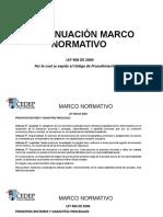 MARCO NORMATIVO II