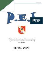 IE3055-PEI-2018-AVANCE