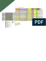 Cuadro de Notas, Fase 1, USAC, Sección B. Primer Semestre 2020.