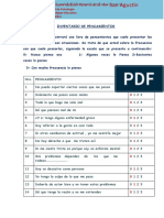 Inventario de Pensamientautomáticos