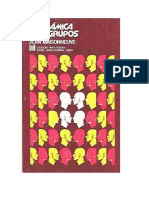 A Dinâmica Dos Grupos
