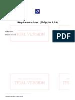 Requirements Spec. (PDF) (Jira 8.2.0)