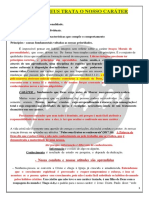 Modulo carater pdf
