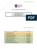 COM510 - Assessment Information   Sheet (Updated ODL)
