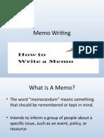 Memo Writing (2).pptx