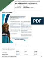 Sustentacion trabajo colaborativo - Escenario 7_ SEGUNDO BLOQUE-CIENCIAS BASICAS_ESTADISTICA II-[GRUPO8]
