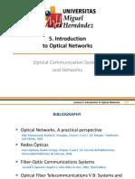 lecture-5.-kjhkjhkj-optical-networks
