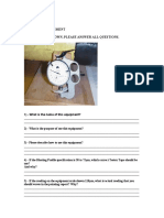 PRACTICAL ASSESSMENT DIAL MICRO