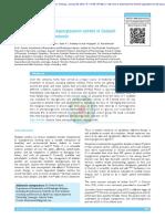 hypoglsmic and antihyperglysmic effect of guduchi satva